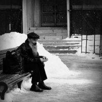 народу много, людей нет :: Юрий Шапошников