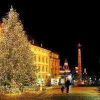 На улицах Германии в Рождество :: Мария Воронина (Турик)
