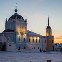 Свято-Троицкий Ново-Голутвин монастырь. Коломна. :: Igor Yakovlev