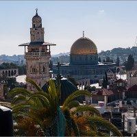 Иерусалим. Храмовая гора :: Lmark
