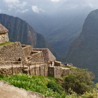 Machu Picchu - затерянный город инков :: Irina -