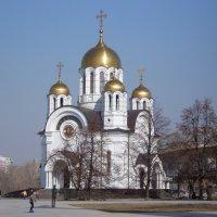 Храм :: Владимир RD4HX Сёмушкин