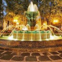 фонтаны Москвы :: sergej-smv