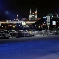 Первый снег в Казане :: Валерий Князькин