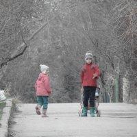 3 Детский мир (Три сестры.Экшн) :: Дядюшка Джо