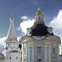 Церковь Зосимы и Савватия :: Наталья Чебыкина