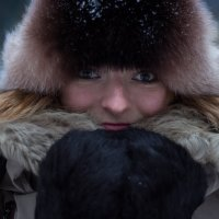 Любовь к зиме :: Artem Prokopenko