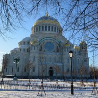 Морской собор в Кронштадте :: Евгений Васильев