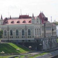Музей. Рыбинск :: Алла Рыженко