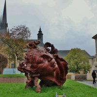 В Люксембурге. :: ирина )))