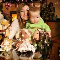 Мать и Дитя :: Solomko Karina