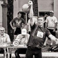 Не человеческое напряжение! :: Slava Winner