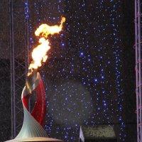 Олимпийский огонь!!! :: Evgenii Kosynkin