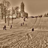 Зимние забавы :: Александр Лебедев
