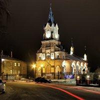 Костел Святого Розария Пресвятой Девы Мари Римско-Католической Церкви :: Марина Назарова
