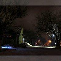 Морозная ночь. :: Ханпаша Джаватханов