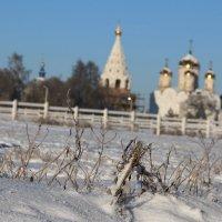 Зимнее :: Татьяна Сухова