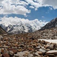 Среди ледников :: Евгения Стасеня
