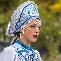 В русском костюме :: Nn semonov_nn