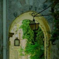 Иерусалим. Старый Город. Еврейский квартал. Арка. :: Игорь Герман