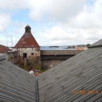 Реставрация Соловецкого монастыря.2013г. :: Мила
