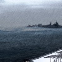 Морское испарение :: Серж Бакши