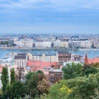 Панорама Пешта :: Сергей Осипенко