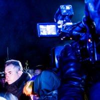 Астахов перед прорубью в Сибири :: Анатолий Брусенцов