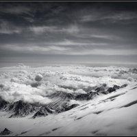 Выше облаков.. :: Евгения Стасеня