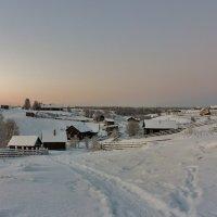 зимнее утро :: ирина )))