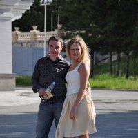 Летним днём :: Дмитрий Берсенев