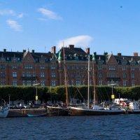 Стокгольм :: Александр Вельц