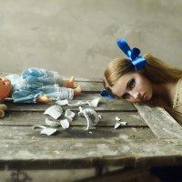 Кукла :: Ольга Капустина