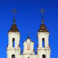 церковь :: Александр Семейников