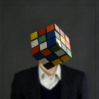 Кубик Рубика :: Елена Slychainaya
