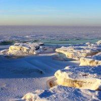 Белое море. Белое безмолвие :: Владимир Шибинский