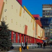 Торговый центр Семёновский. Москва. :: Игорь Герман