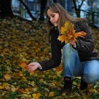 Увидеть осень такой, как она есть... :: Ирина Данилова
