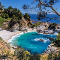 Julia Pfeifer Beach :: Lucky Photographer