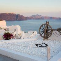 Прошлое и настоящее греческого острова :: Олеся Строкань