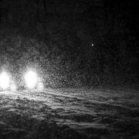 Снег :: Сахаб Шамилов