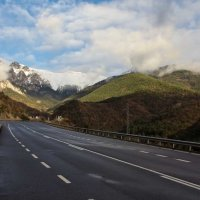 В горах Каталониии :: Сергей