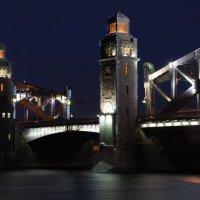 Мост Петра Великого :: Вера Яковлева