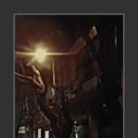 свет в ночи-Петах Тиква :: Shmual Hava Retro