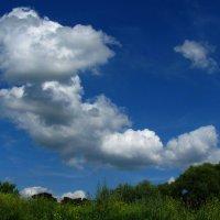 Облака, облака, облака... :: Сергей Князь
