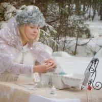 Зимняя сказка :: Галина Шепелева