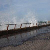 рыбак и море :: evgeni vaizer