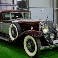 Cadillac Series 452 Roadster, 1930 года :: Максим Бочков