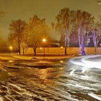 Ночной город :: Алексей -
