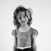 Юные модельки :: Есения Censored